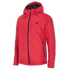 4F Conrad, ski jacket, men, dark red