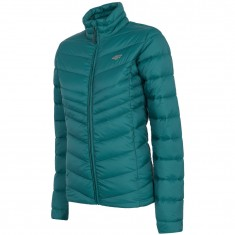4F Ella, down jacket, women, dark green