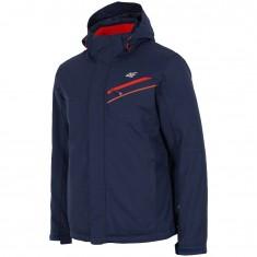 4F Filip ski jacket, men's, navy