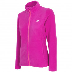 4F fleece jacket, women, pink