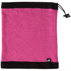 4F Fleece neck warmer/bandana, pink