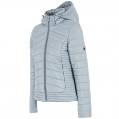 4F Frida, artificial down jacket, women, light grey