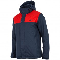4F Graham ski jacket, men's, dark blue