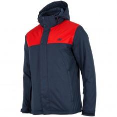 4F Graham ski jacket, men's, dark blue