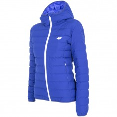 4F Ida, down jacket, women, blue
