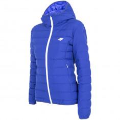 4F Ida, down jacket, women, blue