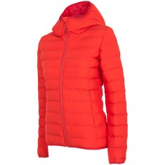 4F Ida, down jacket, women, red