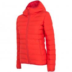 4F Ida, down jacket, women, red