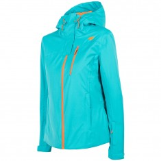 4F Isabella, ski jacket, women, blue