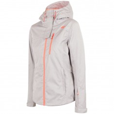 4F Isabella, ski jacket, women, light grey