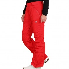 4F Kathrin ski pants, women, red