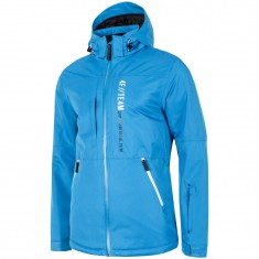 4F Kevin, ski jacket, men, blue