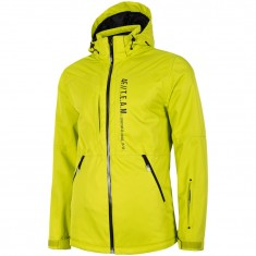 4F Kevin, ski jacket, men, green