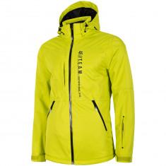4F Kevin, ski jacket, men, green