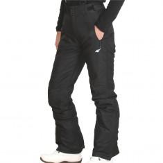4F Laura ski pants, women, black