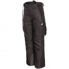 4F Lora, ski pants, women, black