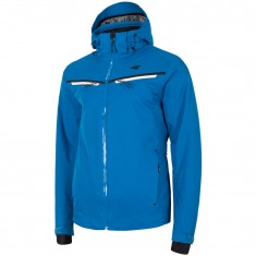 4F Lucas, ski jacket, men, blue