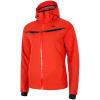 4F Lucas, ski jacket, men, black