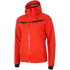 4F Lucas, ski jacket, men, red