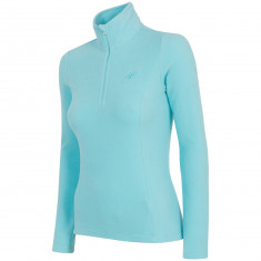 4F Microtherm fleecepulli, women, blue