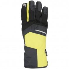 4F NeoDry ski gloves, men, anthracite