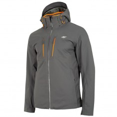 4F Noah, ski jacket, men, anthracite