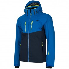 4F Noah, ski jacket, men, blue