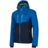 4F Noah, ski jacket, men, green/blue