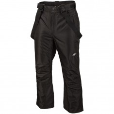 4F Oliver, ski pants, men, black