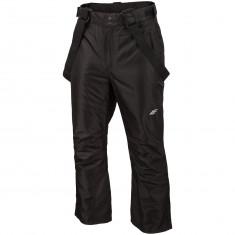4F Oliver, ski pants, men, black