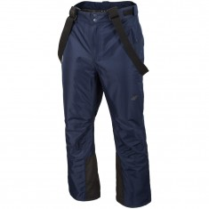 4F Oliver, ski pants, men, dark blue