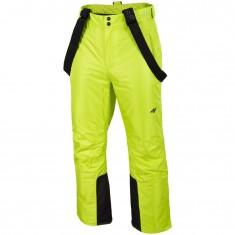 4F Oliver, ski pants, men, green