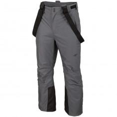 4F Oliver, ski pants, men, middle grey