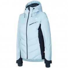4F Olivia, ski jacket, women, light blue