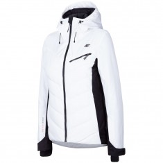 4F Olivia, ski jacket, women, white