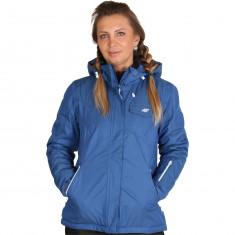4F Renata womens ski jacket, navy