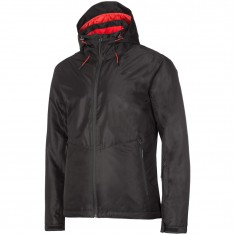 4F Robin, ski jacket, men, black