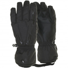 4F ski gloves, women, black
