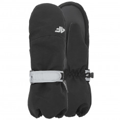 4F ski mitten, junior, black