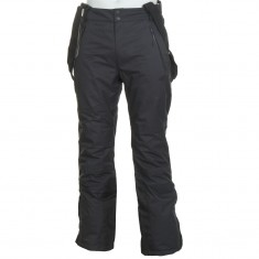 4F Steven, ski pants, men, black