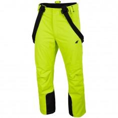 4F Steven, ski pants, men, green