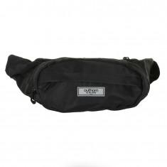 4F waist bag, black