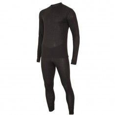 4F/Outhorn ski underwear, kids/junior, black