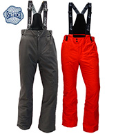 Deluni ski pants in large sizes