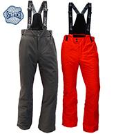 Deluni ski pants in large sizes