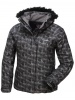 Envy Agur III, womens ski jacket, black