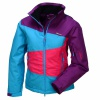 Envy Selma, womens freeride  ski jacket, violet