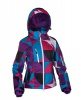Envy Leava, womens ski jacket, violet