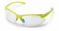 Demon Warrior Photochromic sunglasses, lime