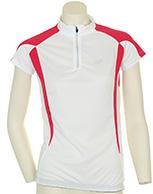 4F Thermodry bike t-shirt, women, white